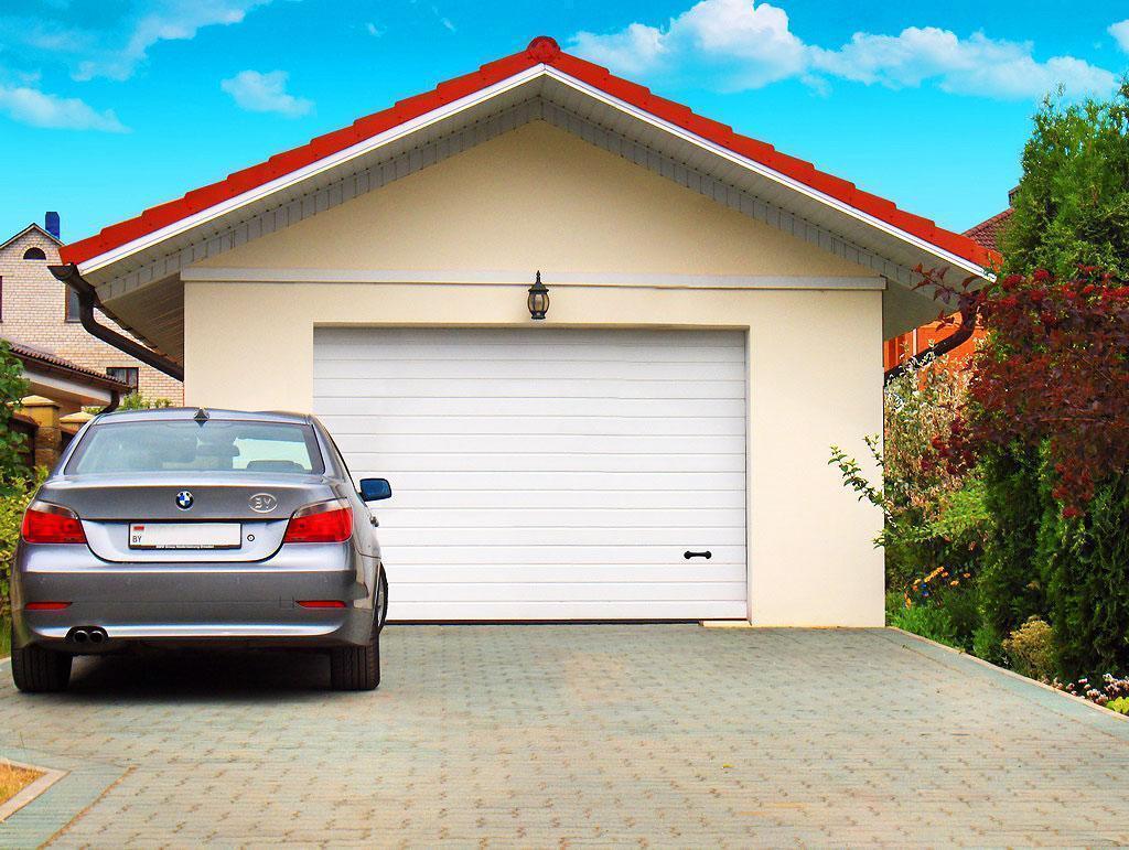 Как произвести гаражные ворота автоматические